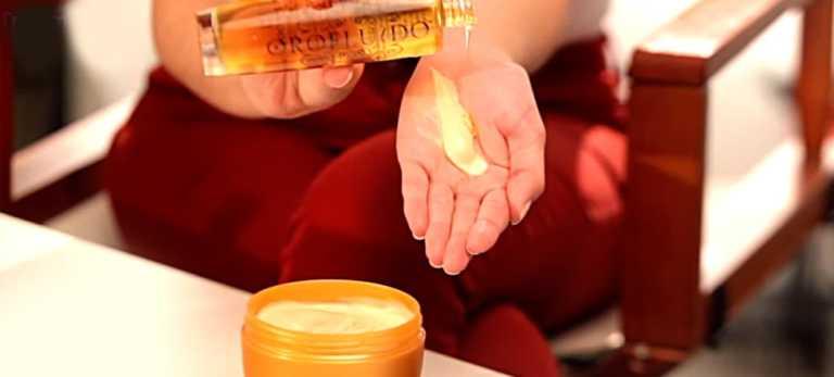 3 formas de usar óleo para cabelo
