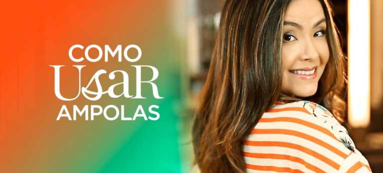 Como usar ampolas para o cabelo