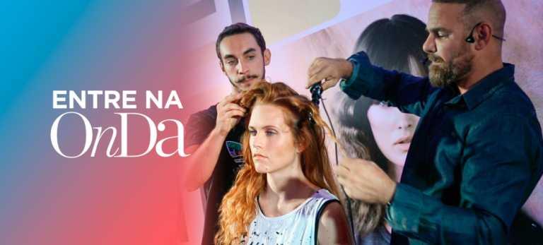 Como fazer o penteado da moda - Lançamento Wella EIMI