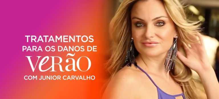 Tratamento para os danos de verão com Junior Carvalho
