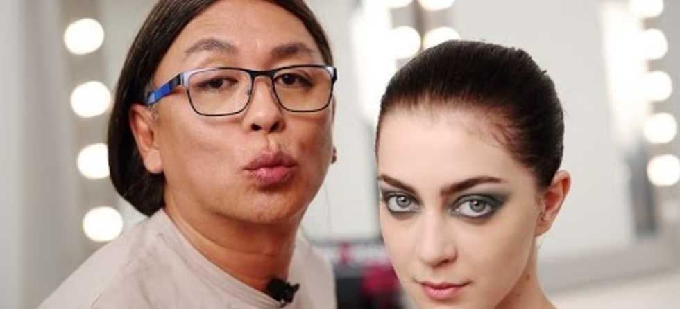 Segredos da nova linha de maquiagem do Celso Kamura