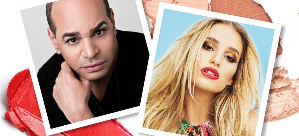 Maquiagem de verão com Kaká Moraes