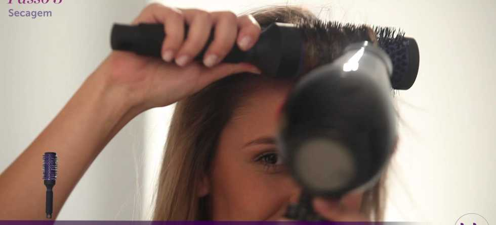 Como dar volume aos cabelos finos